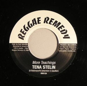 RR 012 - REGGAE REMEDY - TENA STELIN - More Teachings