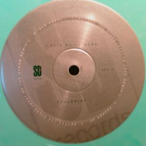 SD12 - SD Records - LOUIS GUILLIAUME - Soulpoint I