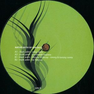 SER 007 - SOUND EVOLUTION - MARK ANKH - Natur Aktiv E.P.