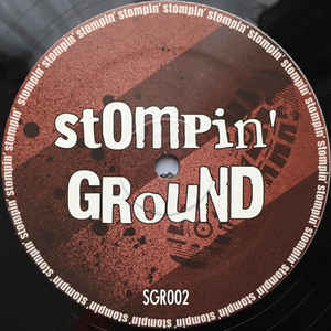 SGR 002 - STOMPIN' GROUND Records - VARIOUS