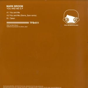 TFBR-011 - TOYS FOR BOYS RECORDS - MARK BROOM