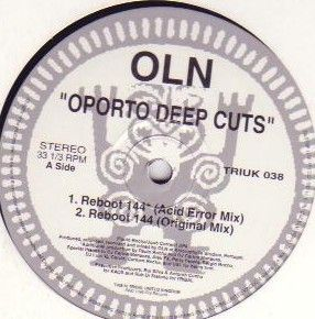 TRIUK 038 - TRIBAL