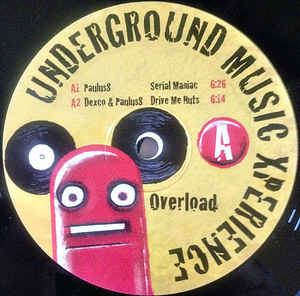 TSS001 - UNDERGROUND MUSIC XPERIENCE - VARIOUS