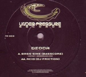 UDPR 003 - UNDER PRESSURE