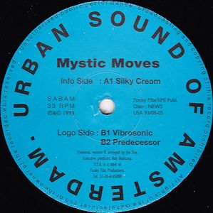 USA 93-08-05 - URBAN SOUND OF AMSTERDAM - MYSTIC MOVES - Silky Cream