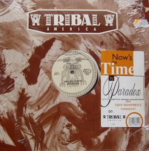 V-13840 - TRIBAL AMERICA - PARADOX - Now's The Time