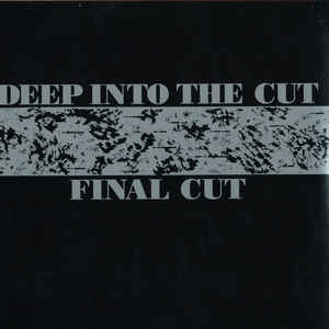 WCEC012 - WE CAN ELUDE CONTROL - FINAL CUT - Deep Into The Cut