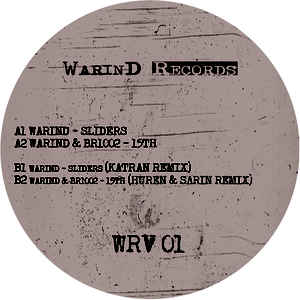 WRV01 - WarinD Records - VARIOUS
