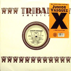 Y-58035 - TRIBAL AMERICA - JUNIOR VASQUEZ - X