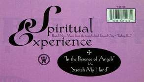 Y-58116 - TRIBAL AMERICA - THE SPIRITUAL EXPERIENCE - In The Presence Of Angels / Stretch My Hand