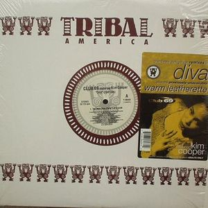 Y-58433 - TRIBAL AMERICA - CLUB 69 - Diva (Remixes) / Warm Leatherette