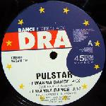 1955084 - DANCE Records ATTACK - Pulstar - I Wanna Dance