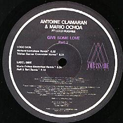 AMBASSADE 027B - AMBASSADE Records - VARIOUS
