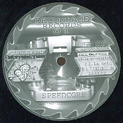 DEC R 01 - DECOUPAGE Records