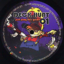 DECK HUNT 01 - DECK HUNT