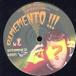 DJ MEMENTO 01 - AMT PRODUCTION