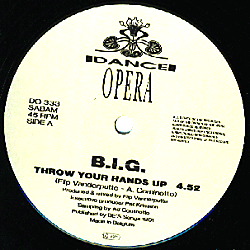 DO 333 - DANCE OPERA