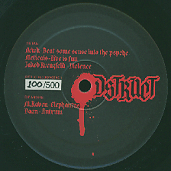 DSTRUCT REC 01 - DSTRUCT Recordings