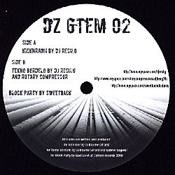 DZ 002 - DZ6TEM Records - VARIOUS
