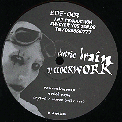 EDF 003 - EFFICACE DANCE-FLOOR