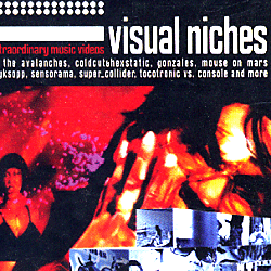 EM 011DVD - EXTRAORDINARY MUSIC VIDEOS