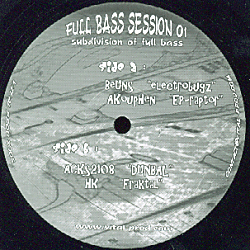FBS 01 - FULL BASS SESSION
