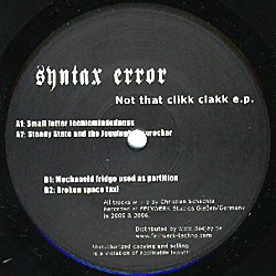 FEINWERK009 - FEINWERK