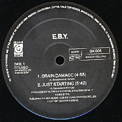 GK 008 - GROOVE KISSING