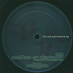GOD 003 - GODDESS OF DISASTER