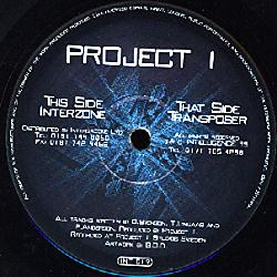 INT 019 - INTELLIGENCE Records - PROJECT 1 - Transposer / Interzone