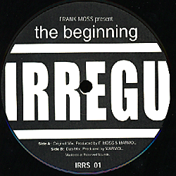 IRRS 01 - IRREGULAR