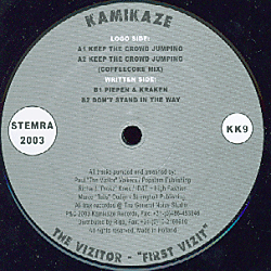 KAMIKAZE 009 - KAMIKAZE