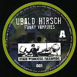 MAD PROCESS 001 - MAD PROCESS Records
