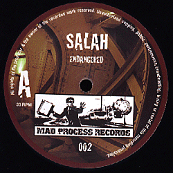 MAD PROCESS 002 - MAD PROCESS Records