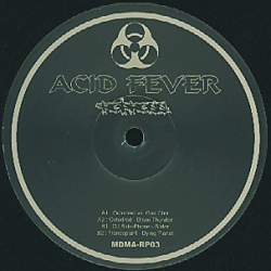 MDMA RP 03 - MDMA Repress