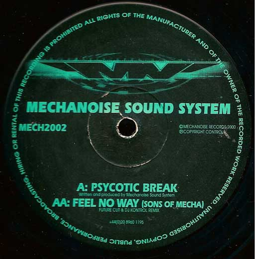 MECH2002 - MECHANOISE Records