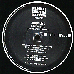 MGI 001 - MACHINE GUN IBIZA