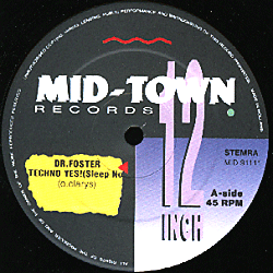 MID 91111 - MID-TOWN Records