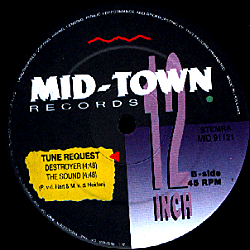 MID 91121 - MID-TOWN Records