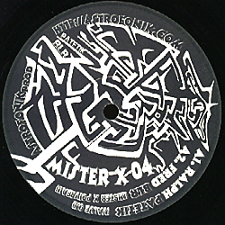 MISTER X 04 - MISTER X