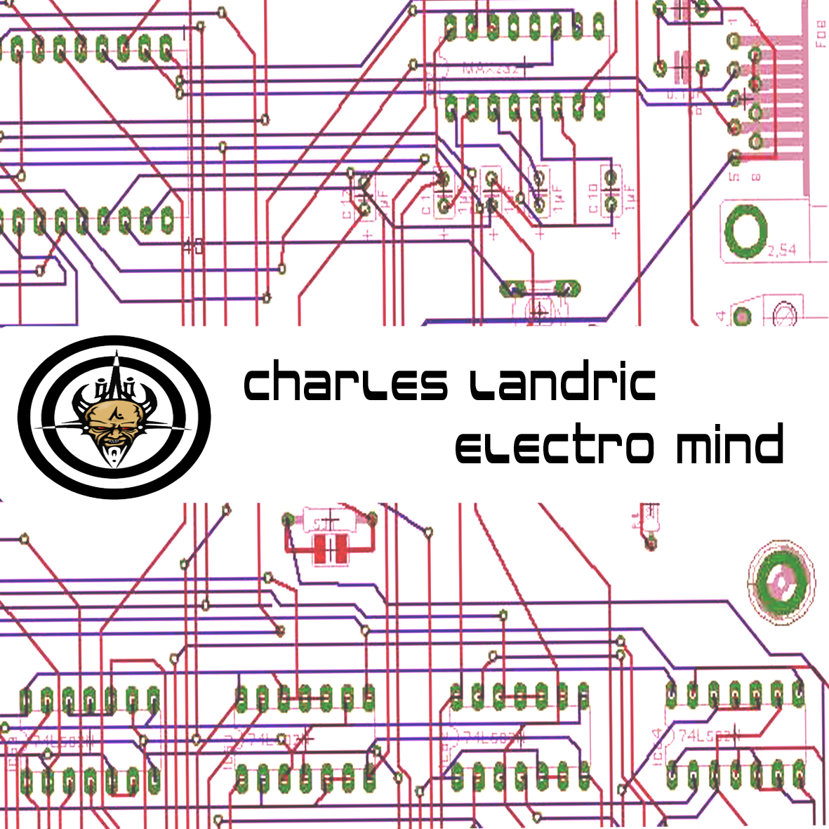 MP3CCREATDF003 - CORE CREATOR DIGIFILES - CHARLES LANDRIC - Electro Mind
