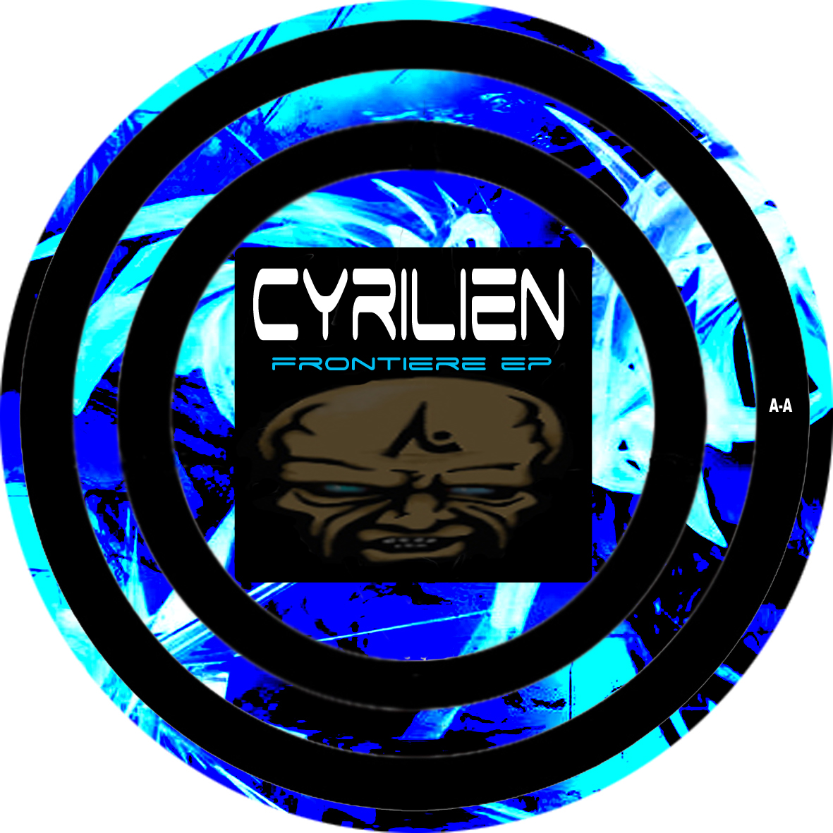 MP3CCREATDF006 - CORE CREATOR DIGIFILES - CYRILIEN - Frontiére