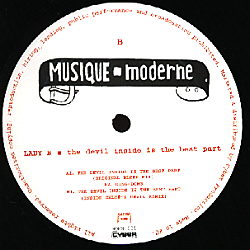 MQMN 001 - MUSIQUE - MODERNE