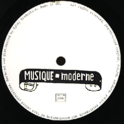 MQMN 003 - MUSIQUE - MODERNE