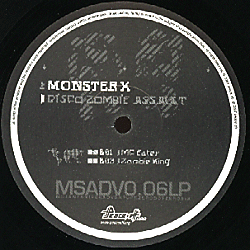 MSADV 006 - MUTANT SNIPER