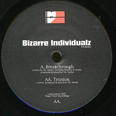 MV001 - MAGIC VINYL