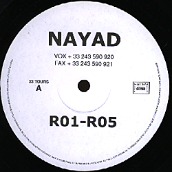 NAYAD R01-R05 - NAYAD