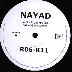 NAYAD R06-R11 - NAYAD
