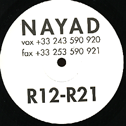 NAYAD R12-R21 - NAYAD