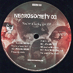 NECROSOCIETY 03 - NECROSOCIETY
